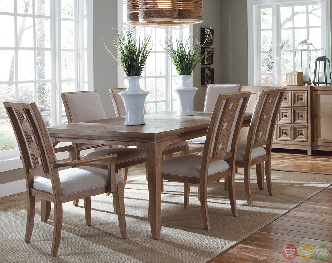 Ventura traditional coastal cottage dining room set for Dining room sets for 4