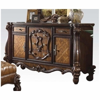 Versailles Classic 5-drawer Ornate Dresser  In Rich Cherry Oak