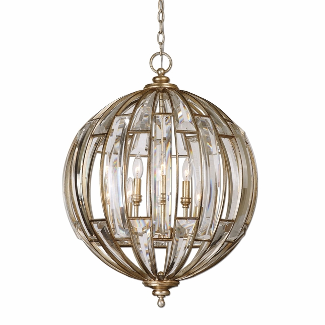 Vicentina Contemporary 6 Light Sphere Pendant 22031