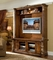 Michael Amini Villa Valencia Classic Chestnut Traditional Entertainment Unit by AICO