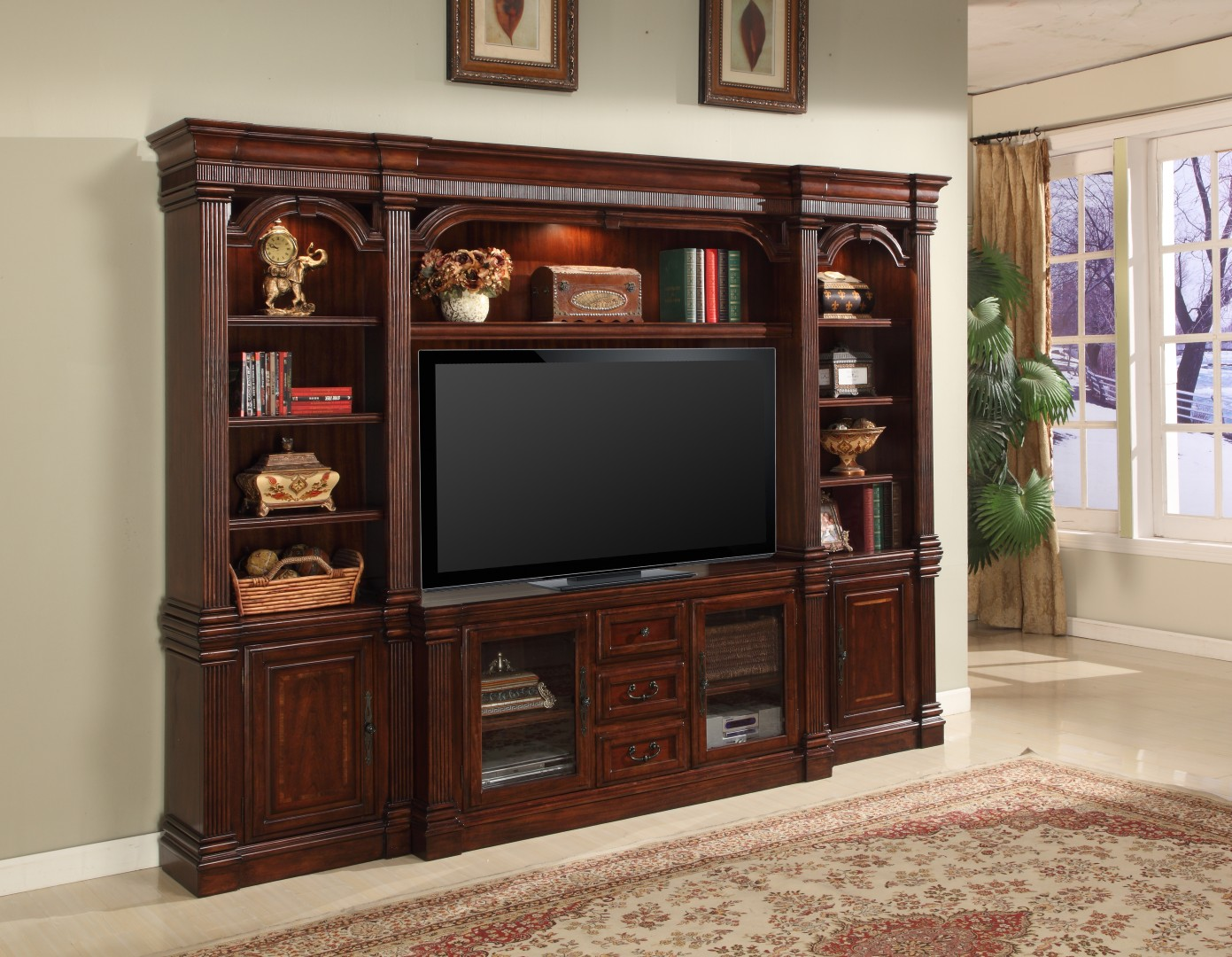 15 best ashley entertainment centers wall unit tv