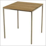 MOBY <br> Square Table