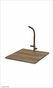 PILA Foot Wash <br> Free Standing <br> Single Supply <br> Model: PLS1050