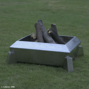 ROCC<br>Fire Pit<br>Medium<br>Model: RCF1100