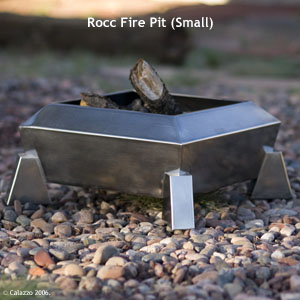 ROCC<br>Fire Pit<br>Small<br>Model: RCF1050