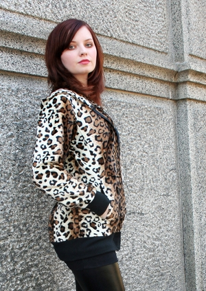 Leopard Hoodie (OUT OF STOCK)