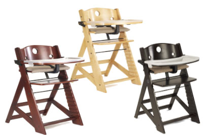Height Right High Chair + Tray