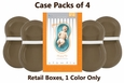 Peanut Changer Case Pack Color: Chocolate