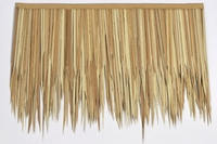 Artificial Palm Thatch Panel F/R