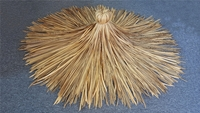 Eco Artificial Thatch Top Cone  C5 F/R