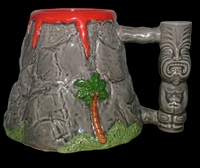 Hot Lava Java Handled Coffee Mug BA732