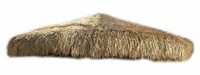 12ft Commercial Grade Palapa Thatch Umbrella Cover