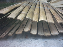 Split Bamboo Fence 4ft x 15ft