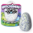 Hatchimals Draggles Blue/Green Egg - One of Two Magical Creatures Inside