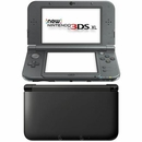 New Nintendo 3DS XL Black Console