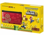 Nintendo 3DS XL New Super Mario Bros. 2 Gold Edition
