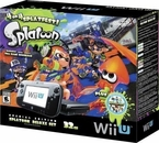Nintendo WiiU 32gb Console + Splatoon Game
