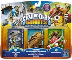 Skylanders Giants Triple Character Pack: (Chop Chop S2, Dragonfire Cannon, Shroomboom)