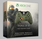 XBOX ONE Halo 5 Guardians Master Chief Limited Edition Controller