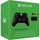 Xbox One Wireless Controller + Play and Charge Kit