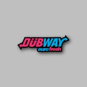 budway euro fresh - Racing Sticker - Vinyl Sticker
