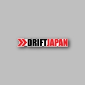 Drift Japan - Racing Sticker - Vinyl Sticker
