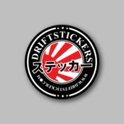 driftstickers - Racing Sticker - Vinyl Sticker