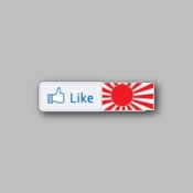 JDM Like - Racing Sticker - Vinyl Sticker
