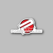 JDM Password - Racing Sticker - Vinyl Sticker