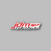 JDM Symbol - Racing Sticker - Vinyl Sticker