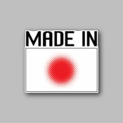 Made In Japan - Racing Sticker - Vinyl Sticker