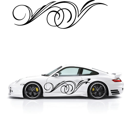 Car Exterior Styling Badges Decals Emblems Pinstripe Design Car Vinyl Graphic Sticker Decal Car Tuning Styling Parts Limingtang Com Sg