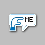 Poke me - Racing Sticker - Vinyl Sticker