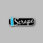 Scrape - Racing Sticker - Vinyl Sticker