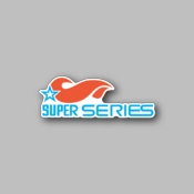 Super Series - Racing Sticker - Vinyl Sticker