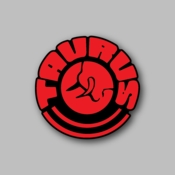 Taurus - Racing Sticker - Vinyl Sticker