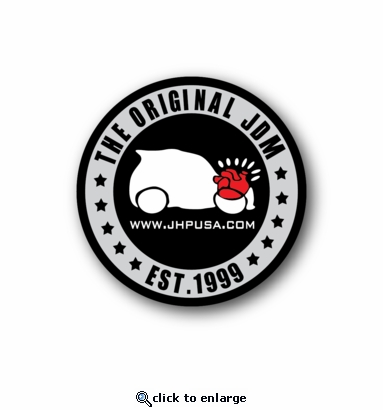 The Original JDM - Racing Sticker - Vinyl Sticker