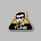 Tune - Racing Sticker - Vinyl Sticker