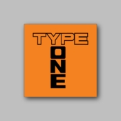 Type one - Racing Sticker - Vinyl Sticker