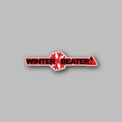 winter beater - Racing Sticker - Vinyl Sticker