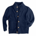 Appaman Fitz Cardigan in Ensign Blue - <b>Last one size 14Y</B>
