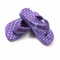 Appaman Flip Flops in Passion Pit - <B>Size 2-3Y left</b>