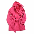 Appaman Fuchsia Trench Coat - <b>Last one size 2T</B>