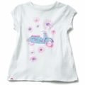 Appaman Girl Scooter Tee - <b>Last one size 5</B>