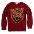 Appaman grizzly Tee in Biking Red