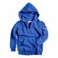 Appaman Half Zip Hoodie in Strong Blue - <B>Last one size 2T</B>