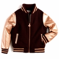Appaman Ryder Varsity Jacket in Port Royale