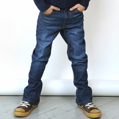Appaman Straight Leg Jeans in Dark Wash -  <B>Size 2 left</B>