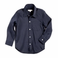 Appaman The Standard Shirt in Navy Blue