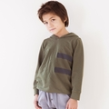 Go Gently Baby Organic Rider Hoodie in Army - <B>Sizes 7Y & 8Y left</b>